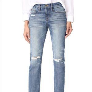 NWT Frame Le Boy Jeans